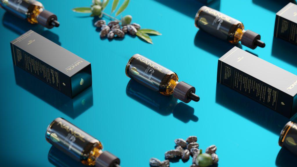 Nanoil jojoba oil